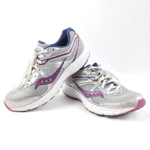 Saucony Women's Cohesion 11 Sneaker 9.5 Shoes
